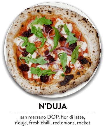 N'Duja Pizza